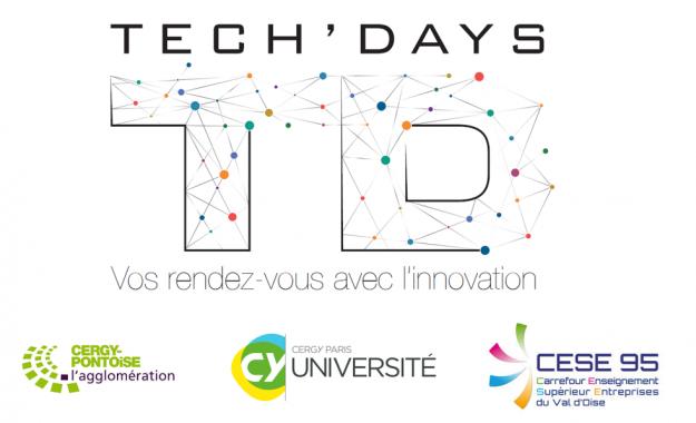[TECH'DAYS]  12 Octobre 2021 : Rendez-vous pour les Tech'days Logistique